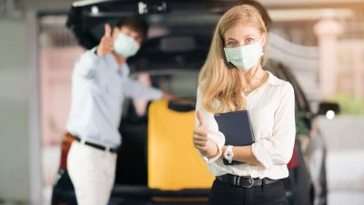 SIAM Limousine is safe & healthy – We Follow SHA Standards
